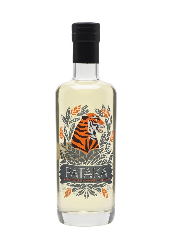 Pataka Fair Trade Ginger Liqueur