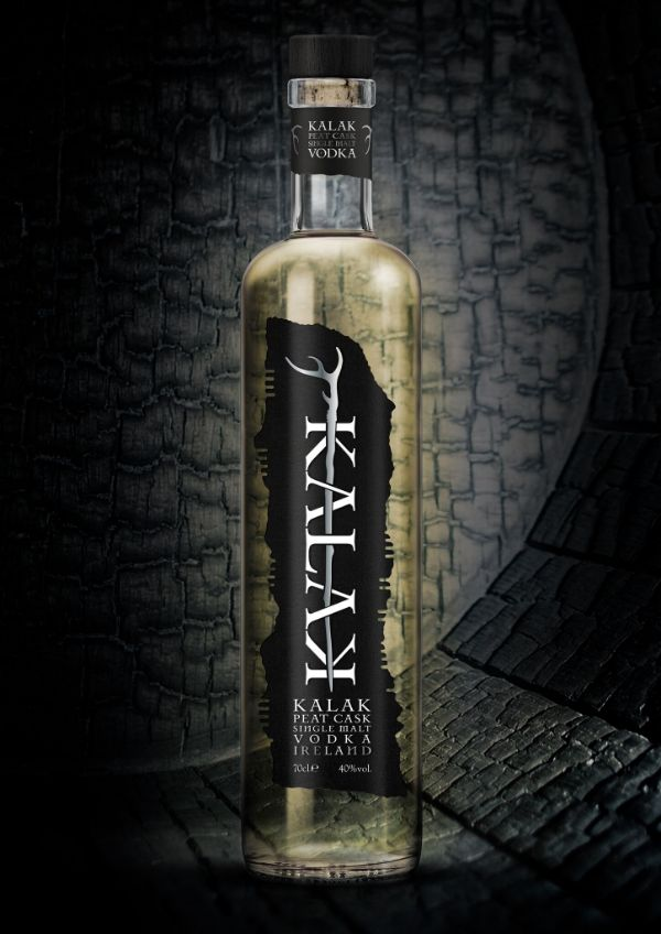 Kalak Peat Cask Single Malt Vodka
