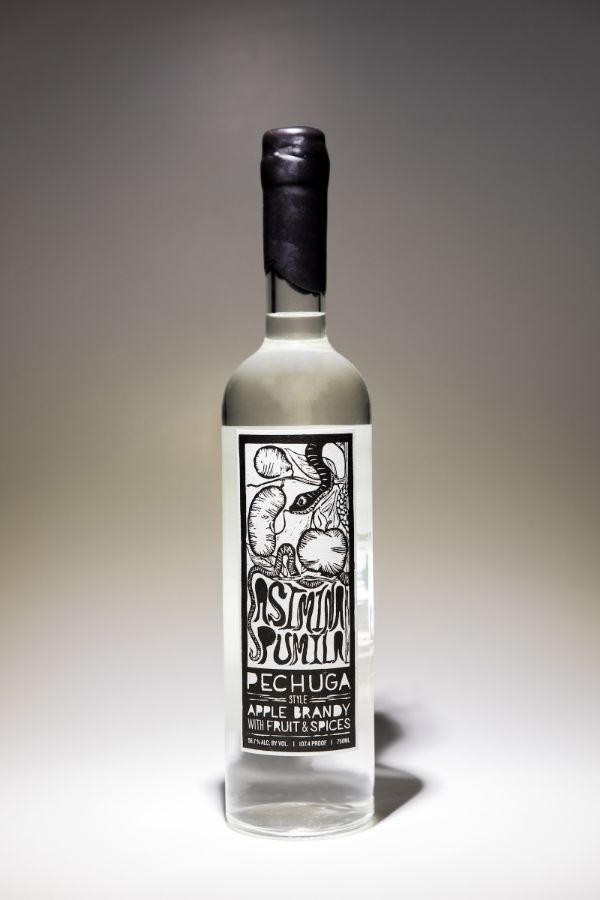 Baltimore Spirits Asimina Pumila Pechuga Style Apple Brandy