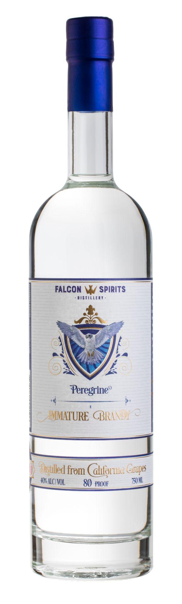 Falcon Spirits Peregrine Immature Brandy