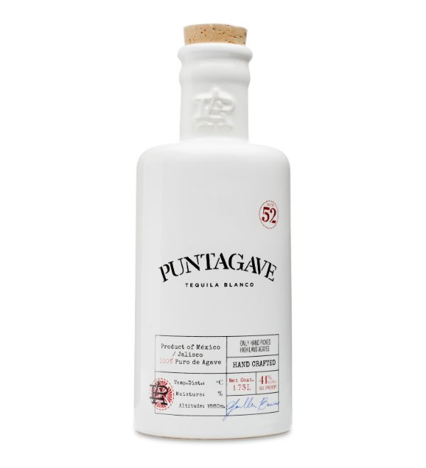 Puntagave Blanco Tequila