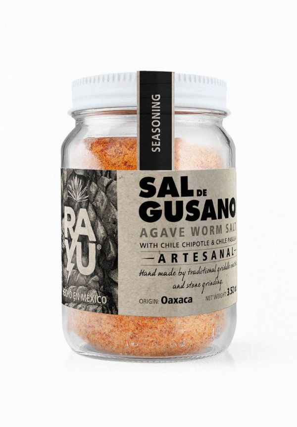 Rayu Sal de Gusano