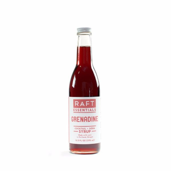 Raft Essential Grenadine Syrup