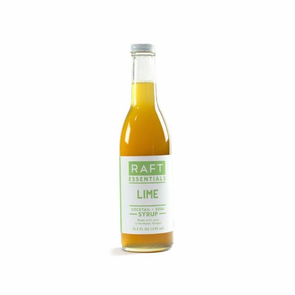 Raft Essential Lime Syrup