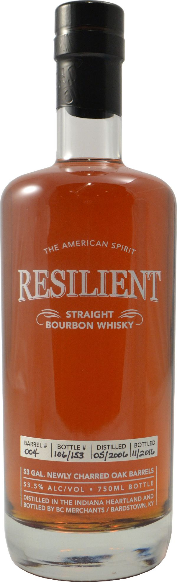 Resilient 14 Yr Straight Bourbon