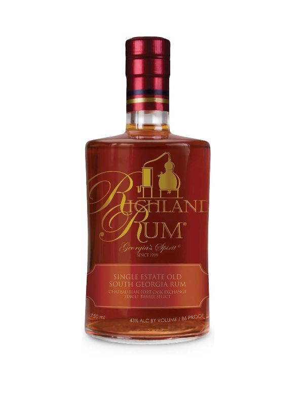 Richland Single Estate Rum Chateau Elan Port