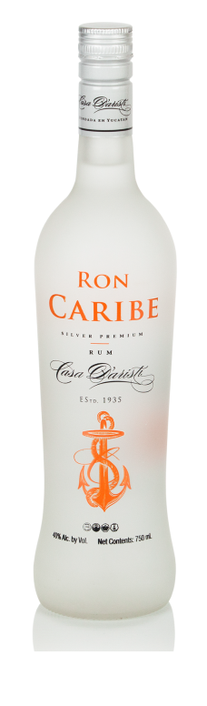 Ron Caribe Silver Rum