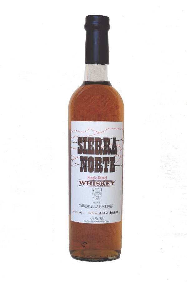 Sierra Norte Black Corn Whiskey