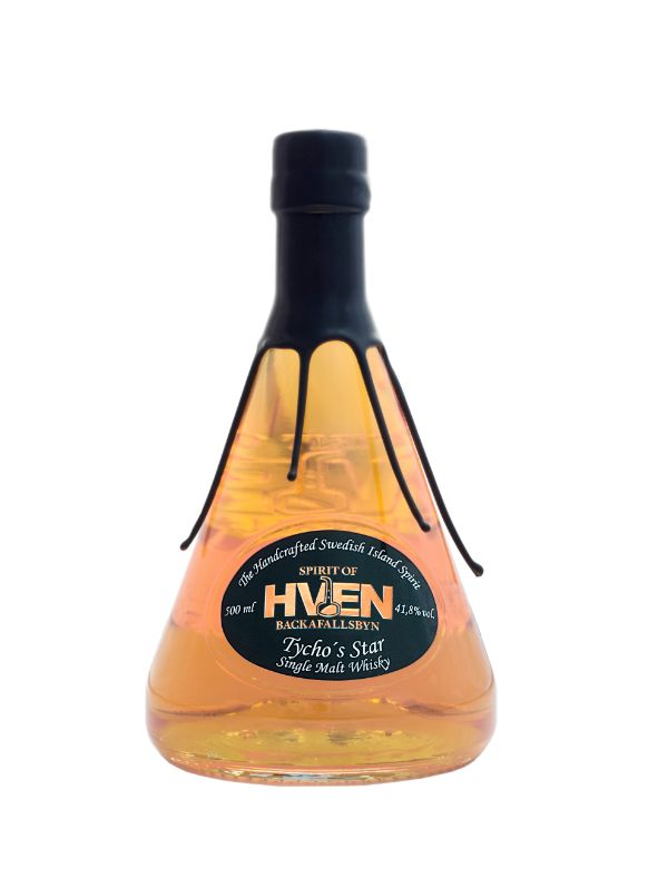 Spirit of Hven Tycho's Star Single Malt Whiskey
