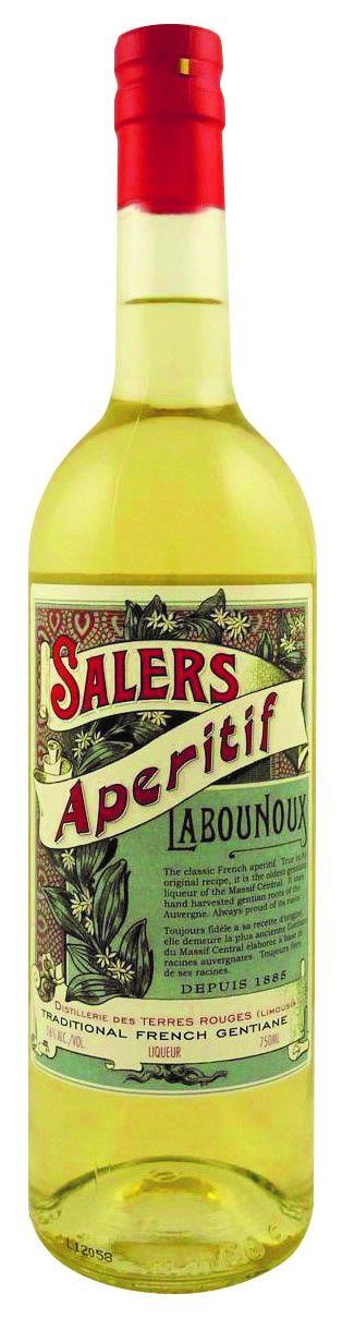 Salers Gentiane Liqueur