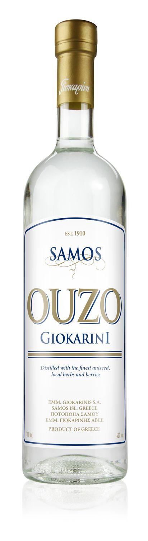Samos Ouzo Giokarinis