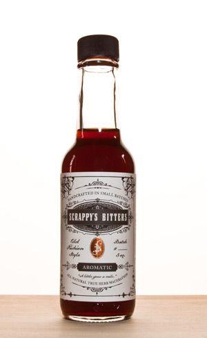 Scrappy's Aromatic Bitters
