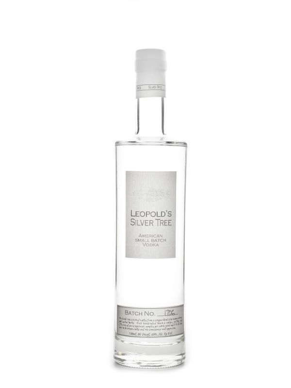 Leopold Bros. Silver Tree American Small Batch Vodka
