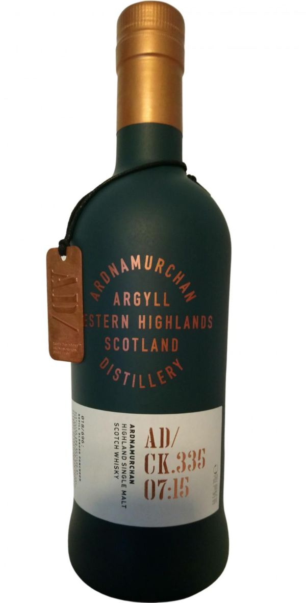 Ardnamurchan Single Cask Single Malt Scotch