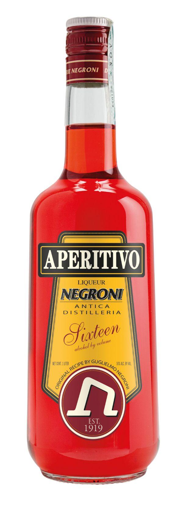 Negroni Aperitivo Sixteen