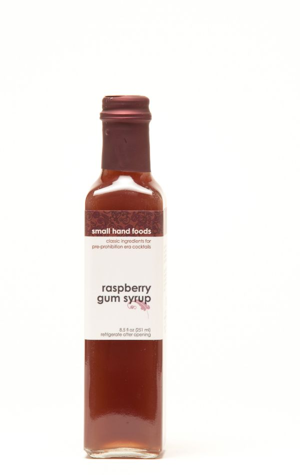 Small Hand Foods Raspberry Gum Syrup
