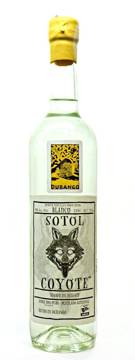 Sotol Coyote Durango Yellow Label
