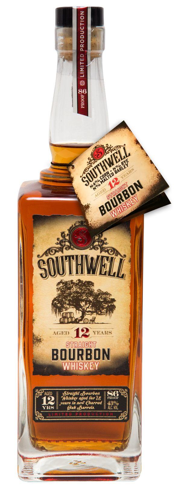 Southwell 12 Yr Straight Bourbon