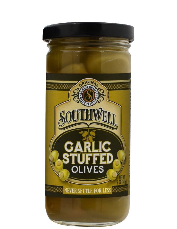 Southwell Garlic Stuffed Olives