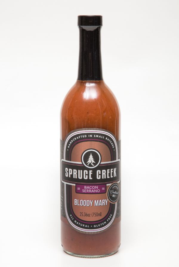Spruce Creek Bacon Serrano Bloody Mary Mix