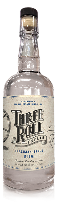 Three Roll Estate Brazilian Style Rum