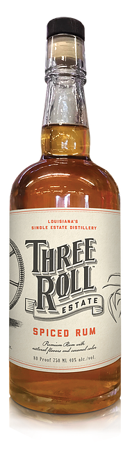 Three Roll Estate Spiced Rum