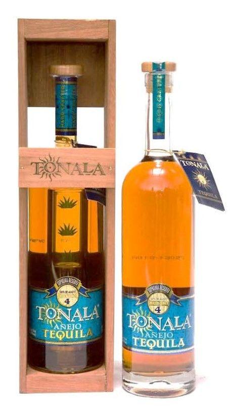 Tonala Reserva Suprema Anejo 4 Yr Tequila