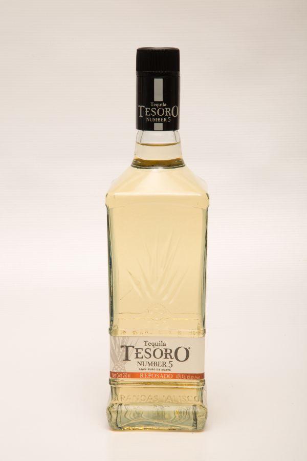 Tesoro #5 Reposado Tequila