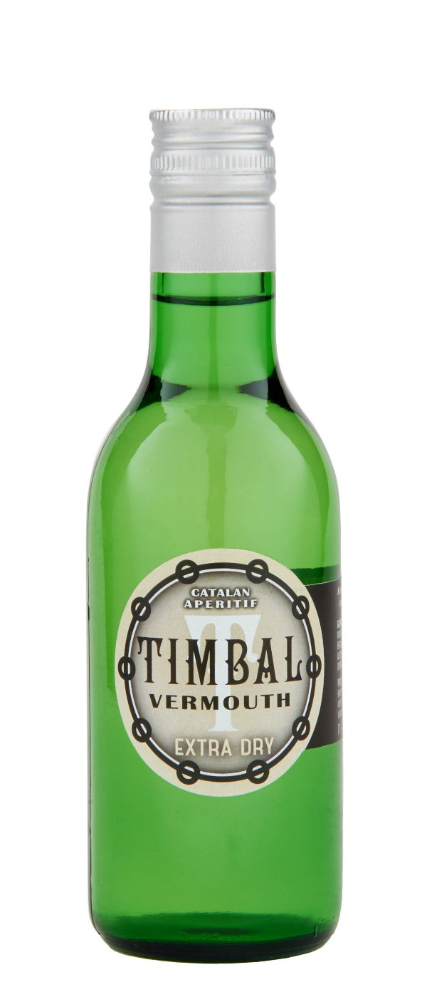 Timbal Vermut De Reus Extra Dry