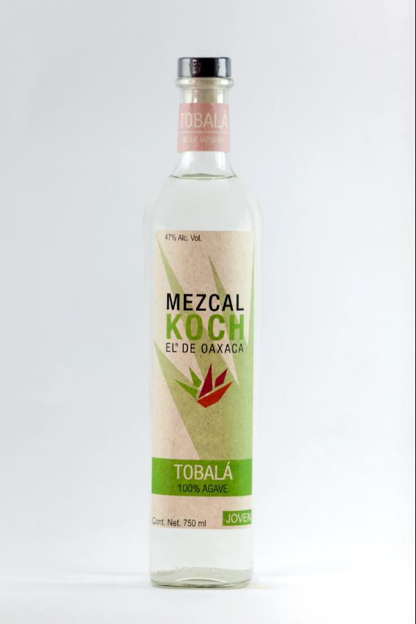 Koch el Mezcal Tobala