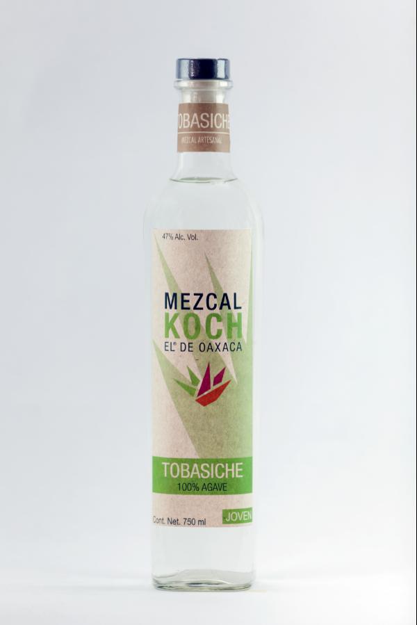 Koch el Mezcal Tobasiche