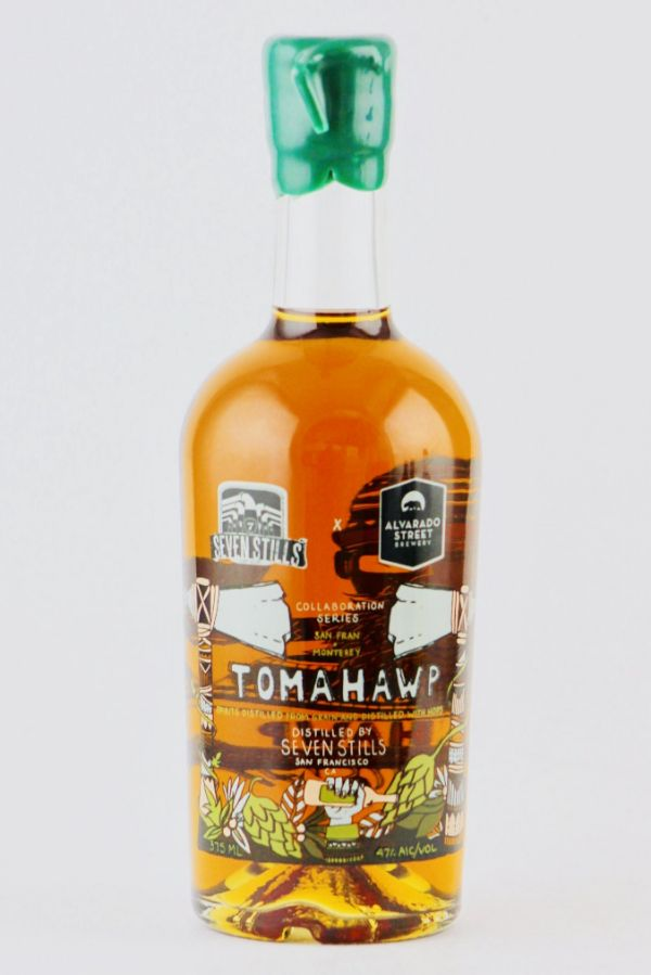 Seven Stills Tomahawp Whiskey