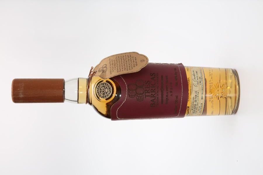 Tres Barricas Small Batch Anejo Tequila Edition #2