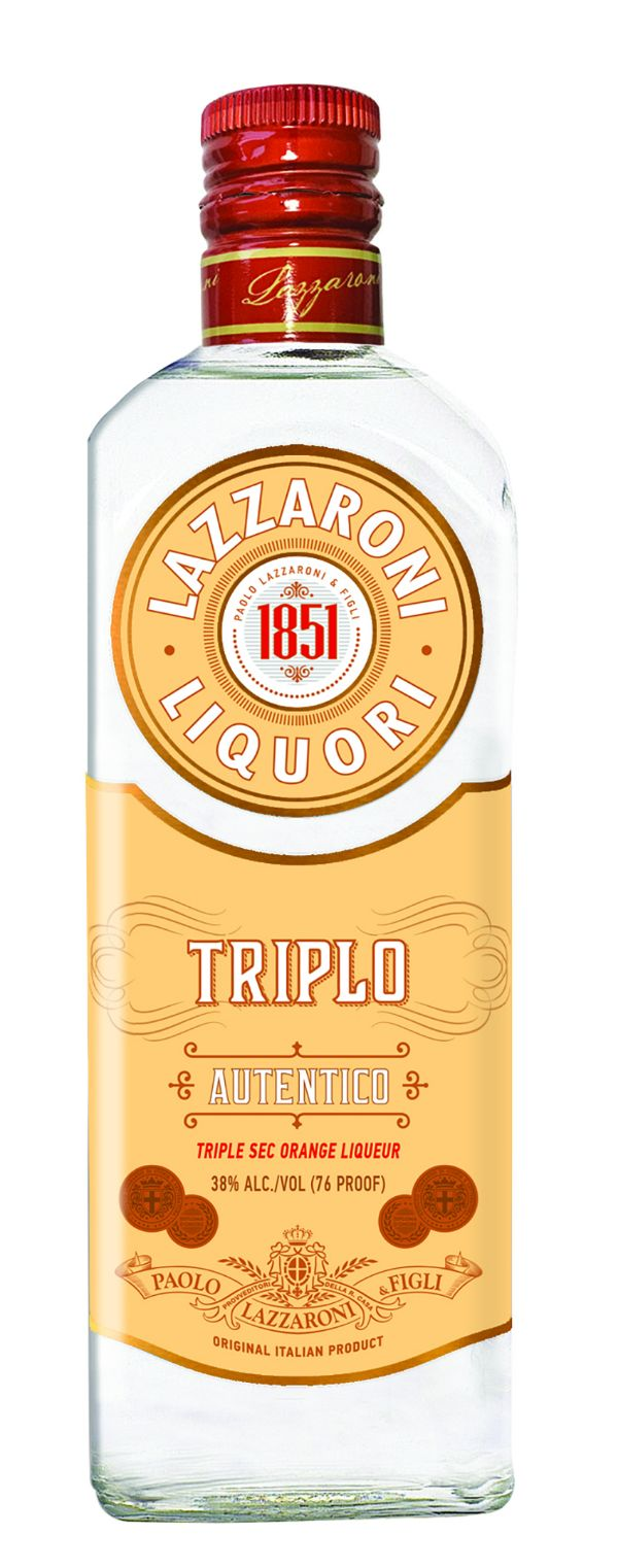 Lazzaroni Triplo Orange Liqueur
