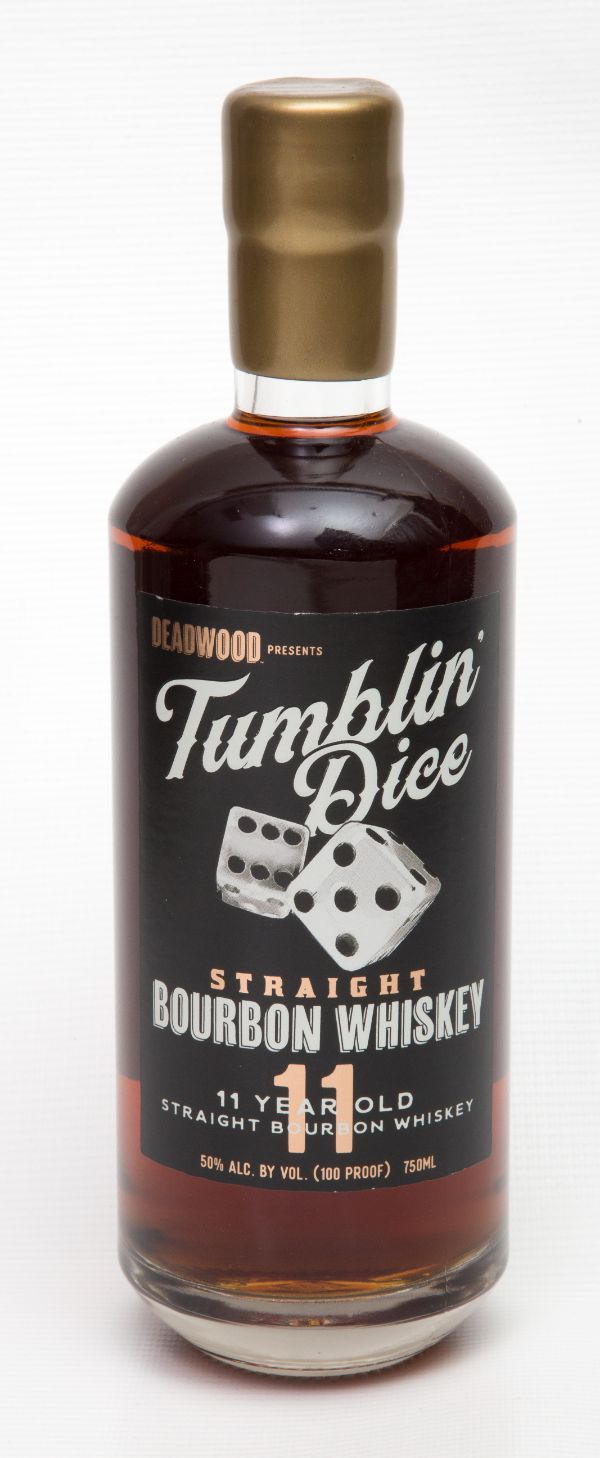 Tumblin Dice 11 Yr Straight Bourbon