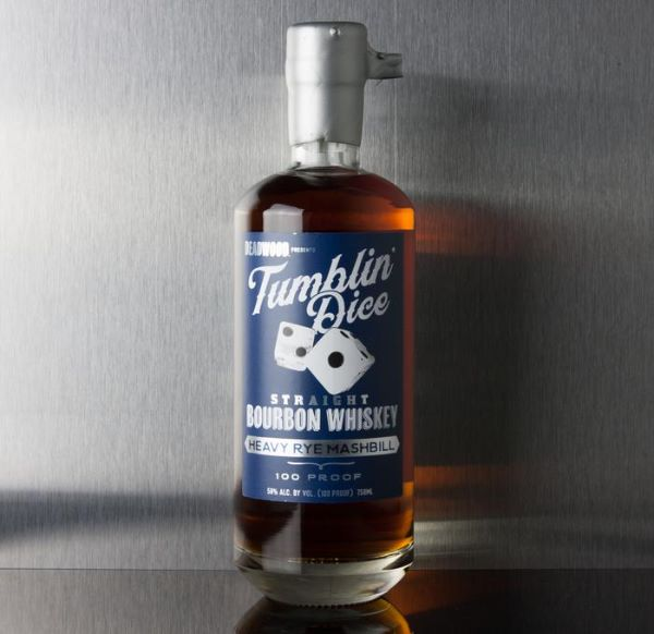 Tumblin Dice 4 Year Heavy Rye Bourbon