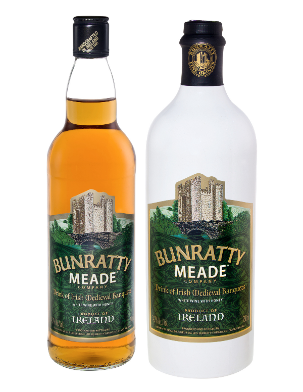Bunratty Meade Glass & Crock
