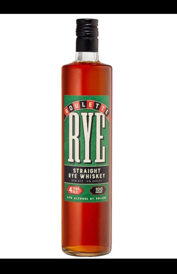 Roulette Rye 4 Yr