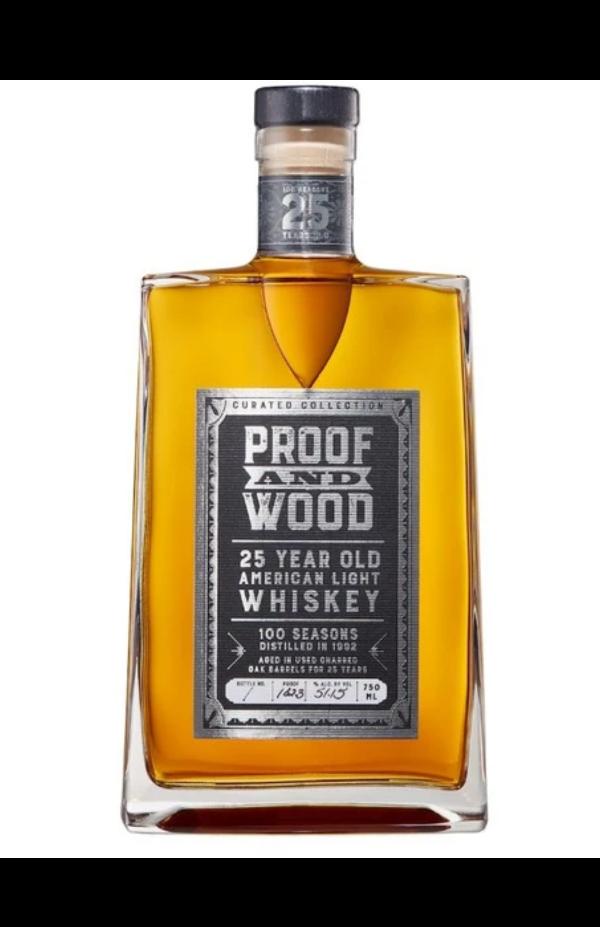 100 Seasons 25 Yr Whiskey
