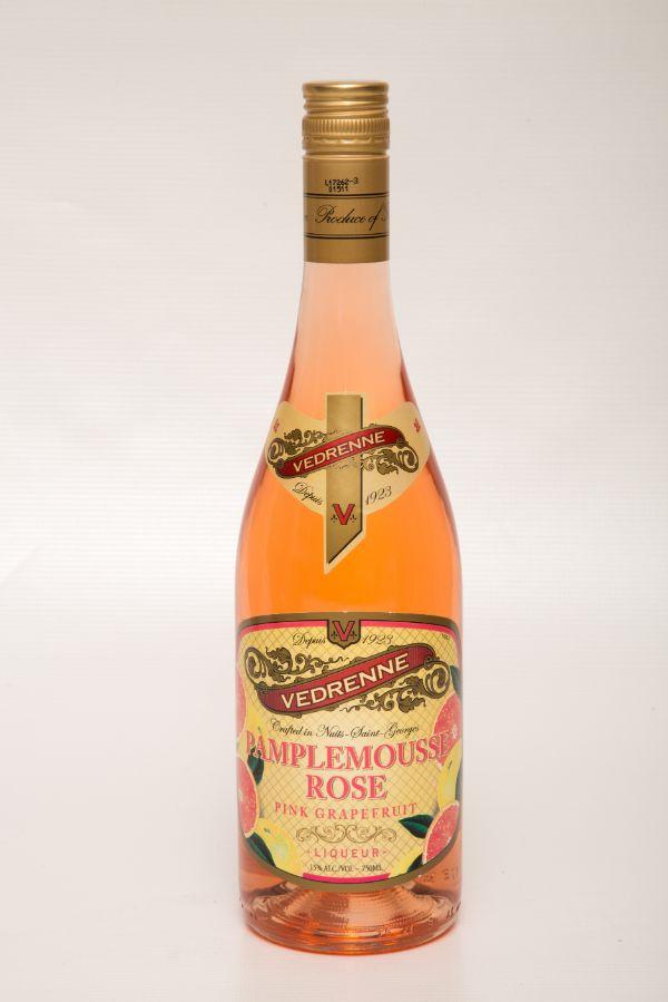 Vedrenne Grapefruit Liqueur