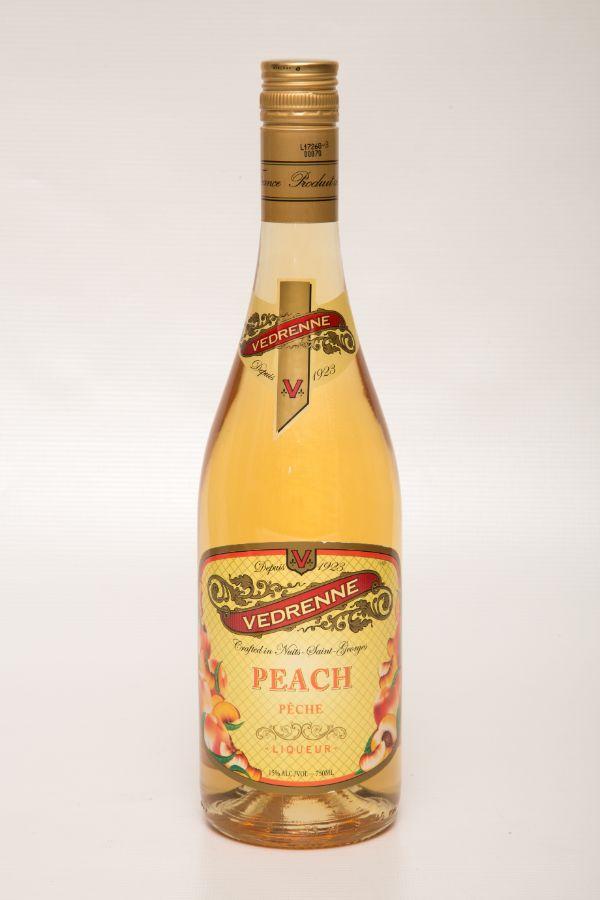 Vedrenne Peach Liqueur