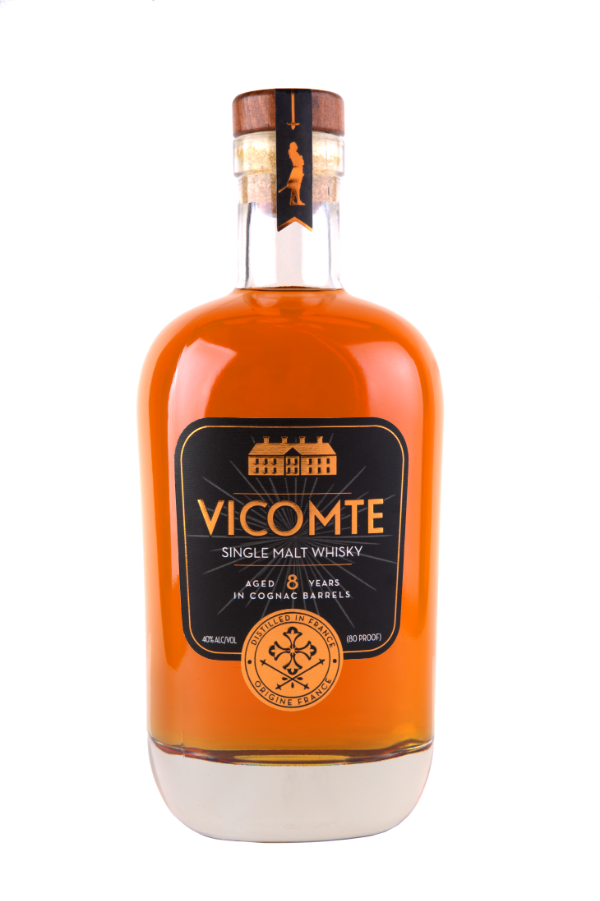 Vicomte French Single Malt