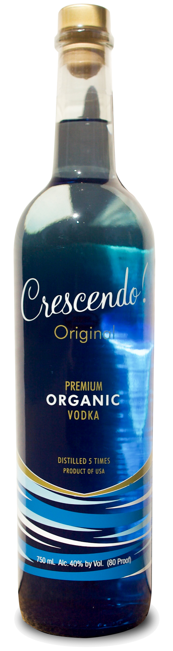 Crescendo Organic Vodka