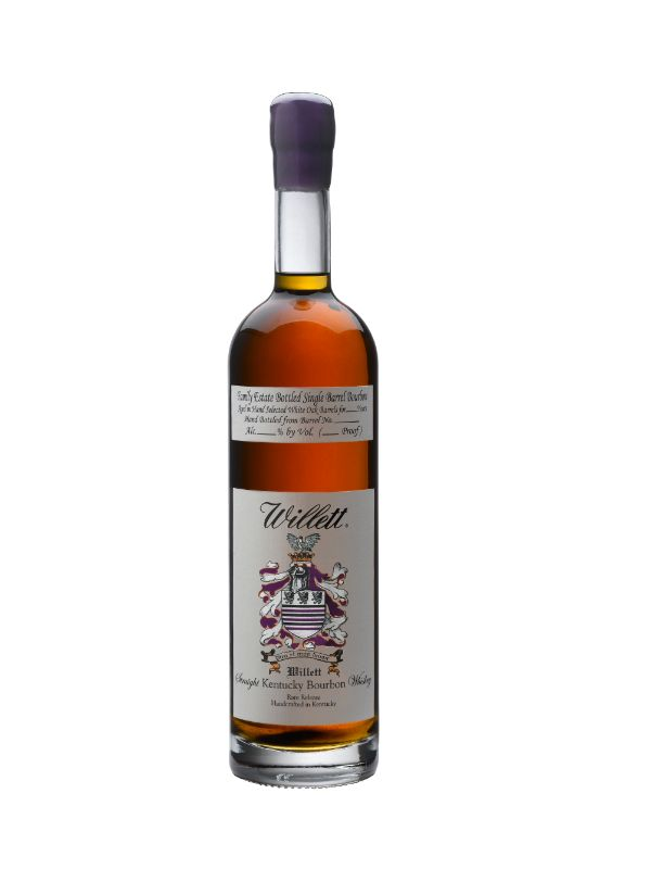 Willett Family Estate Bourbon 5 Yr Cask #4907