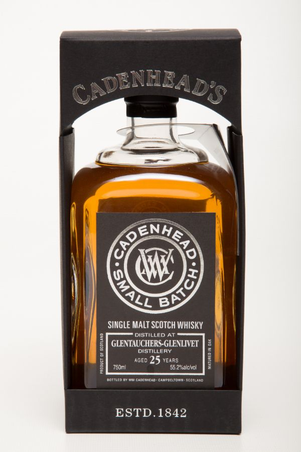 WM Cadenhead Glentauchers 1989 #1189 Single Malt