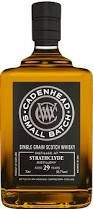 WM Cadenhead Strathclyde 1989 29 Yr Single Malt