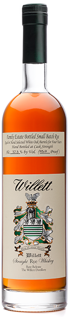 Willett Family Estate Rye Single Cask #2253