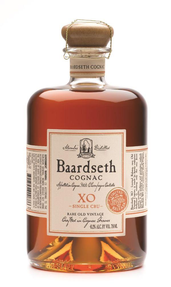Baardseth XO Petite Champagne Single Cru Cognac