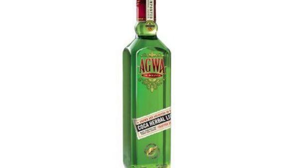 Agwa de Bolivia Coca Herbal Liqueur