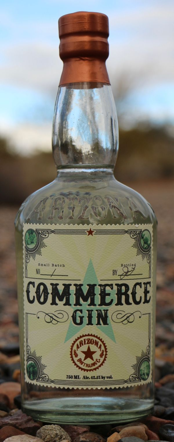 Arizona Distilling Commerce Gin